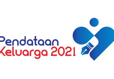 Logo Pendataan Keluarga 2021
