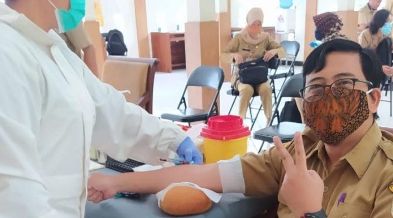 Rapid Test Penyuluh KB Kota Semarang